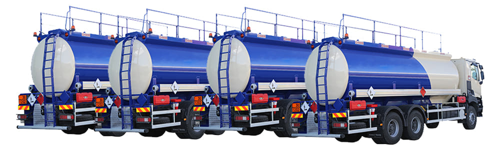 Araç Üstü Tanker